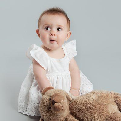 Baby retouching